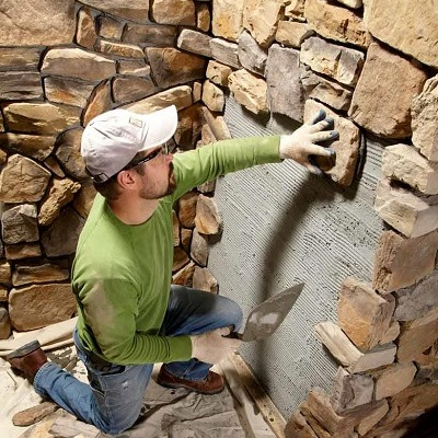 Normal Veneer Stone Installation Guide Natural Stone