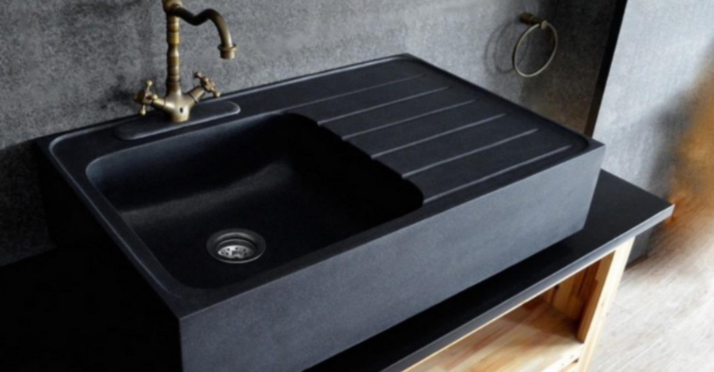 Black-Granite-Sink