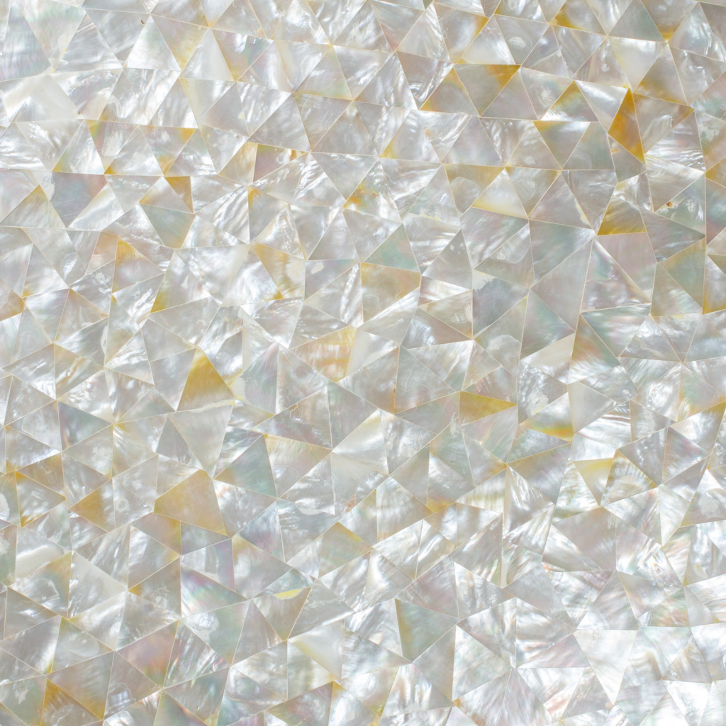 White Mother Of Pearl Natural Stone Creations